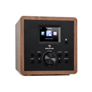 Radio Gaga 2.0 Internetradio | DAB+ | WLAN | UKW | Bluetooth | 2,4