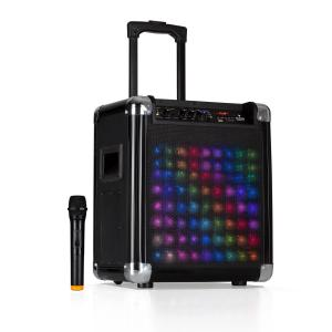 auna Moving 80.2 LED Sono portable woofer 8