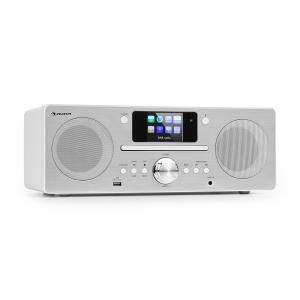 Harvard IR Kompaktanlage | Internet-/DAB+ und UKW-Radio | CD-Player | Spotify Connect | Bluetooth | 2,4