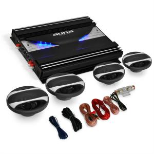 auna 4.0 Car Hifi Set