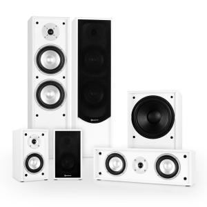 Linie-300-WH 5.1 Sistema de sonido home cinema 515W RMS