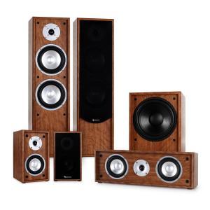 Auna Linie-300-WN 5.1 Sistema de sonido home cinema 515W RMS