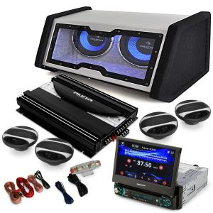 4.1 Car Hifi Set 'MovieMedia 600'