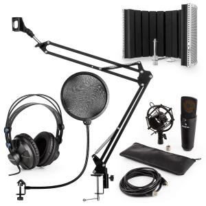 auna MIC-920B USB kit micro V5 casque micro perchette filtre anti pop et bruit