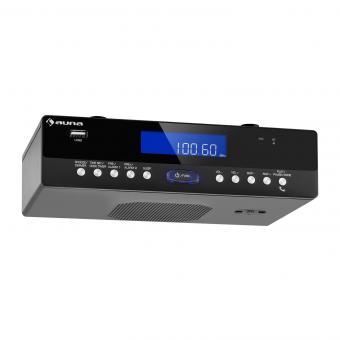 KR-100 BK Kitchen Cabinet Radio