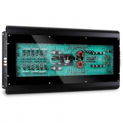 W1-F-10000 Amplificador coche 6 canales 10000W.