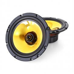 """Goldblaster 6.5 par de altavoces coche 16,5cm (6,5"""") 600W"""