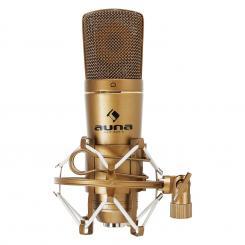 CM600 Micrófono de condensador estudio USB bronce