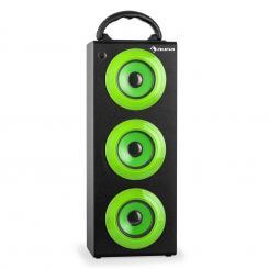 Auna Beachboy altoparlante Bluetooth XXL verde