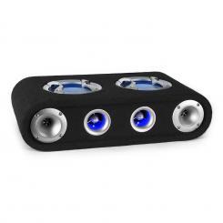 "Beatgust X65 Altavoz pasivo para coche 2 x 16,5cm (6,5"") 300W LED"