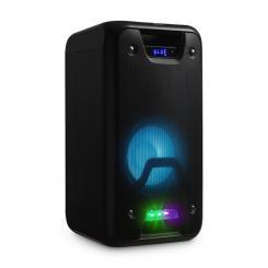 PSS60 Altavoz portátil Bluetooth MP3 Micrófono Radio LED & USB
