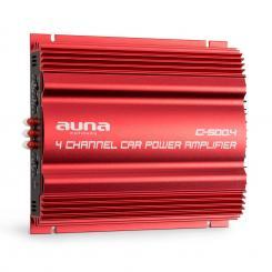 C500.4 Amplificador de 4 canales Amplificador de coche 4x 65W RMS