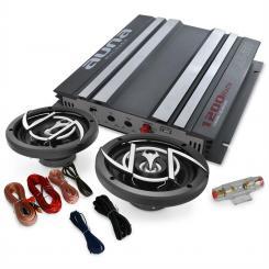 Equipo sonido coche Platinum Line 200 1200W