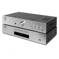 """Elegance Tower"" 2.0 Set HiFi Reproductor de CD 600W"