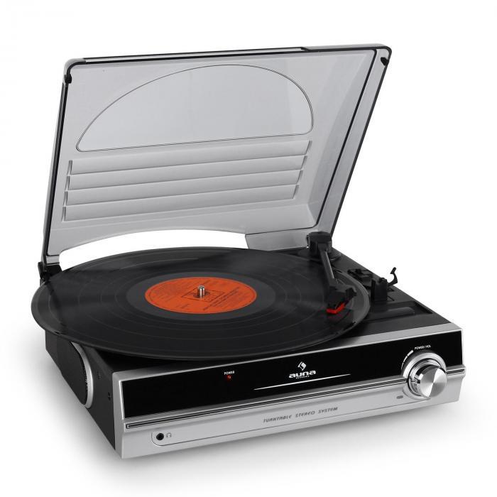 TBA-928 Plattenspieler integrierte Lautsprecher Line-Out