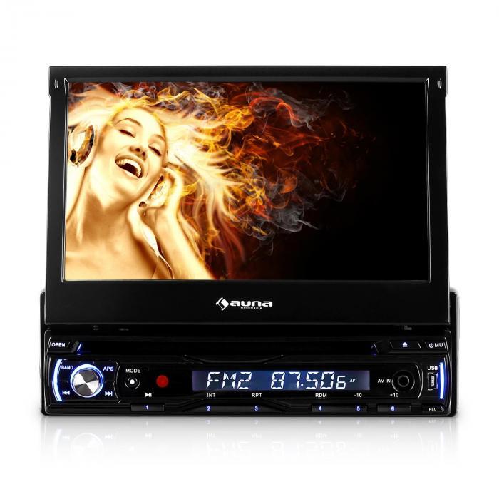 Autoradio dta90bt écran 18cm bluetooth lecteur DVD