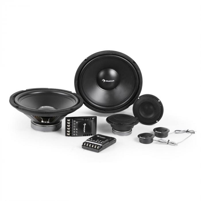 Kit Audio Auto