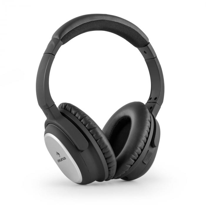 BNC-10 Casque Noise Cancelling Réduction active du bruit Bluetooth 4.1