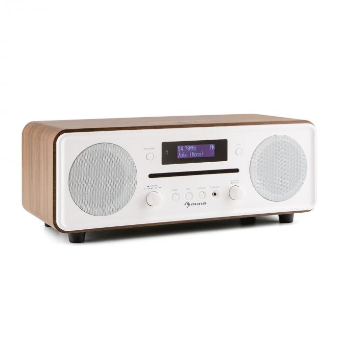 melodia cd dab ukw desktop radio cd player bluetooth