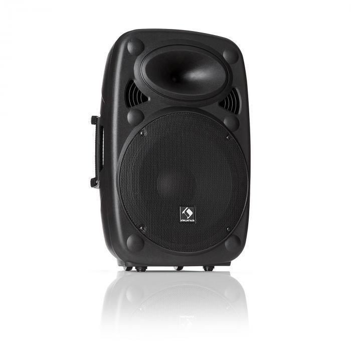 "SLK-15-A Aktiver PA Lautsprecher 15"" 800 W max. USB- und SD-Ports MP3"
