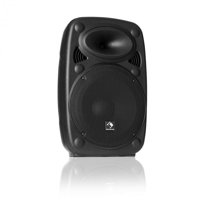 "SLK-8-A Aktiver PA Lautsprecher 8"" 300 W max. USB- und SD-Ports MP3"