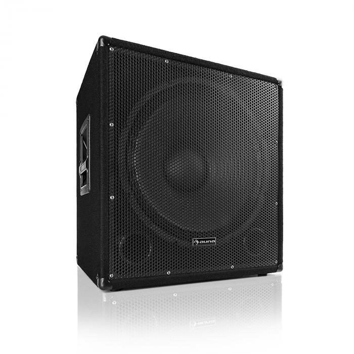 sub 18a active pa subwoofer 1000 watt 18 46 cm 1000 w. Black Bedroom Furniture Sets. Home Design Ideas