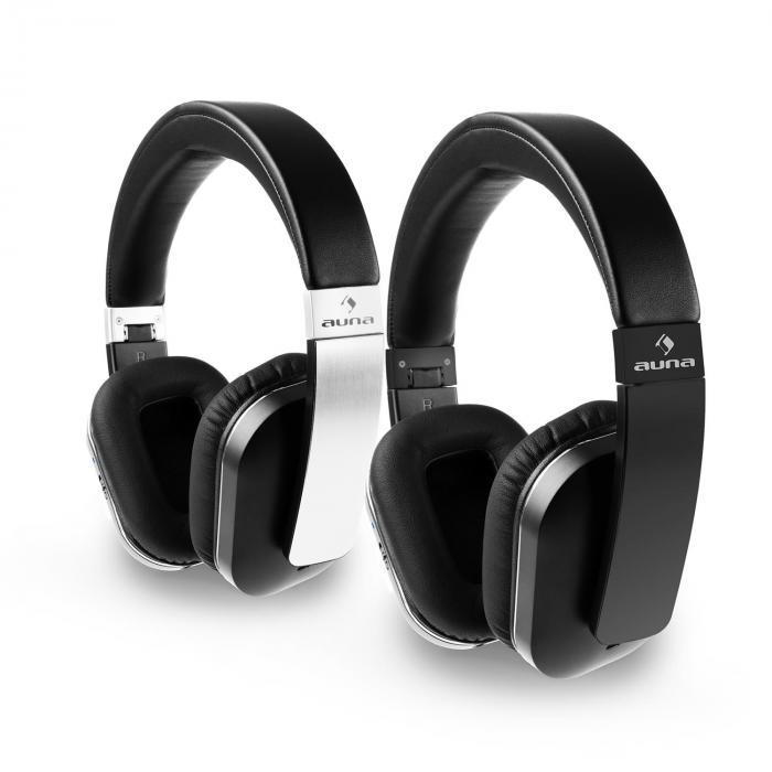 elegance anc casque bluetooth 4 0 nfc kit main libres r ducteur bruit noi noir. Black Bedroom Furniture Sets. Home Design Ideas