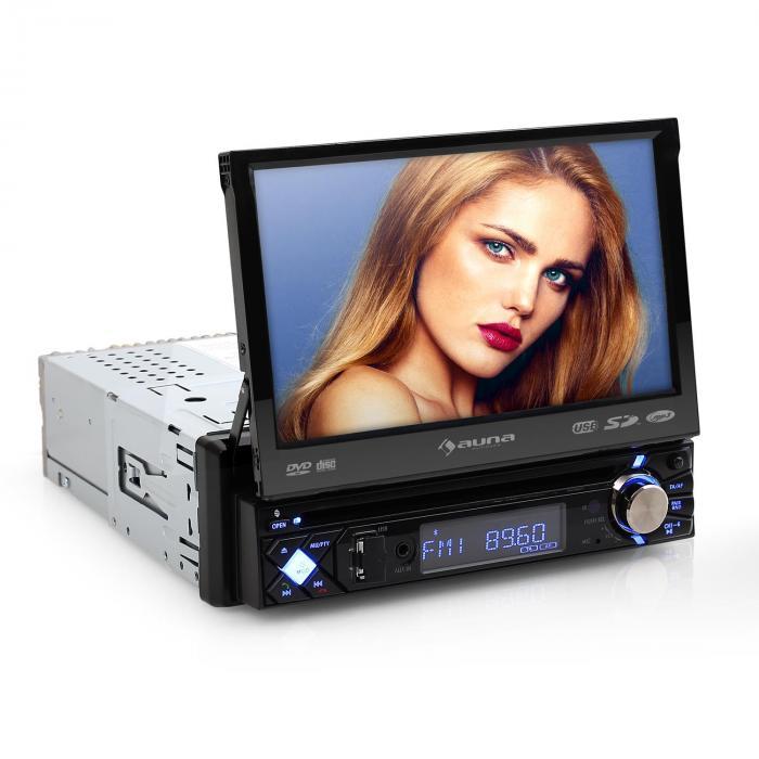 mvd 200 autoradio display dvd player bluetooth online kaufen. Black Bedroom Furniture Sets. Home Design Ideas
