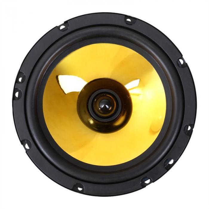 goldblaster 6 5 paire haut parleurs auto 16 5cm 600w 16 5 cm 6 5. Black Bedroom Furniture Sets. Home Design Ideas
