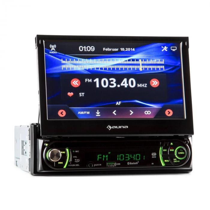 mvd 240 autoradio dvd usb sd aux mic mvd 240. Black Bedroom Furniture Sets. Home Design Ideas