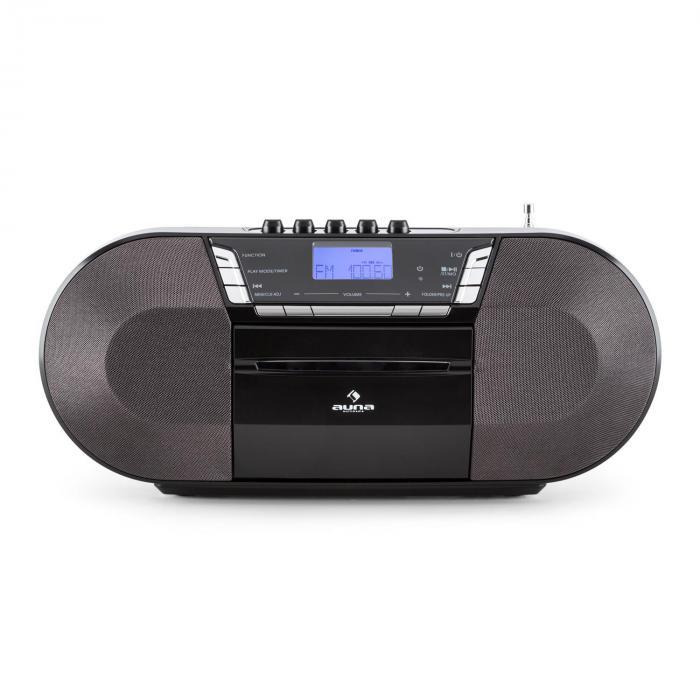 jetpack boombox radiocassette portable usb cd mp3 k7 ukw. Black Bedroom Furniture Sets. Home Design Ideas