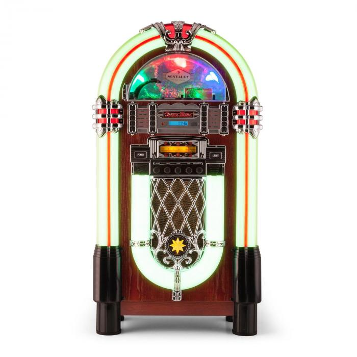 how to clean electronics in a jukebox