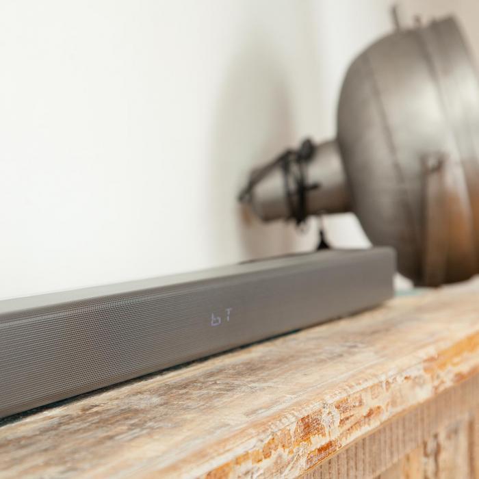 areal bar 350 2 0 soundbar 80w touch bluetooth usb ukw. Black Bedroom Furniture Sets. Home Design Ideas