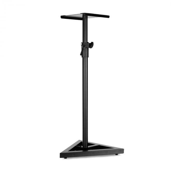 Monitor stand 5 2 x soportes para altavoces negro - Soporte de altavoces ...
