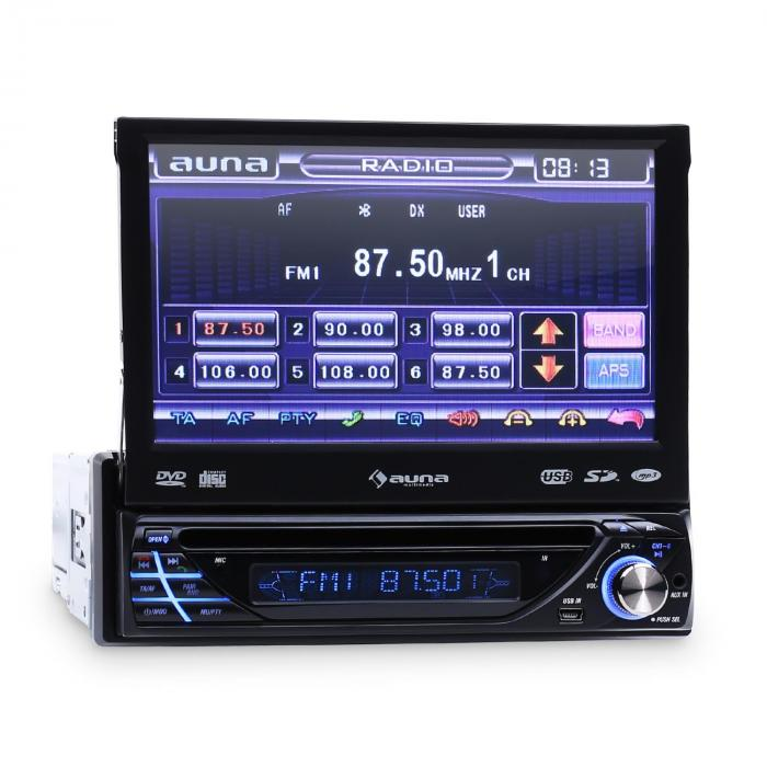mvd 260 autoradio dvd usb sd aux mp3 a v bluetooth. Black Bedroom Furniture Sets. Home Design Ideas