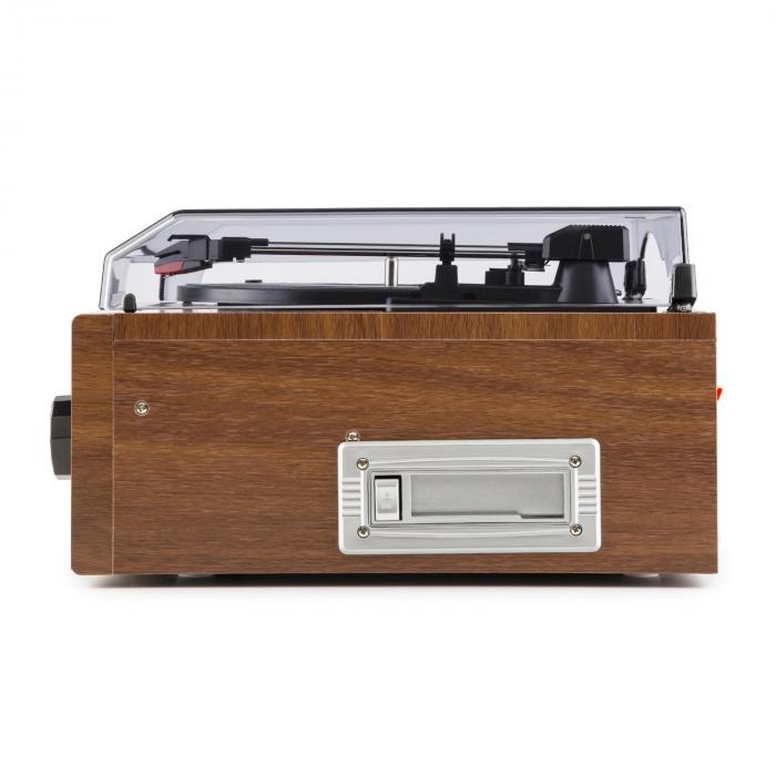 deerwood stereoanlage plattenspieler usb mp3 encoding cd. Black Bedroom Furniture Sets. Home Design Ideas