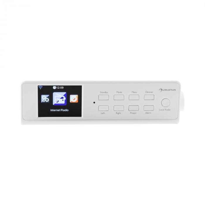 KR-190 Internet Under-Counter Radio WiFi App Control 3.2