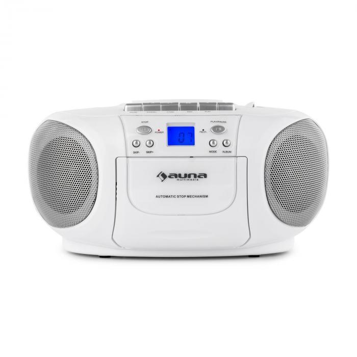 Boom Boom Punjabi Song 2018 Mp3: BoomBerry Boom Box GhettoBlaster Radio Lecteur CD K7 MP3