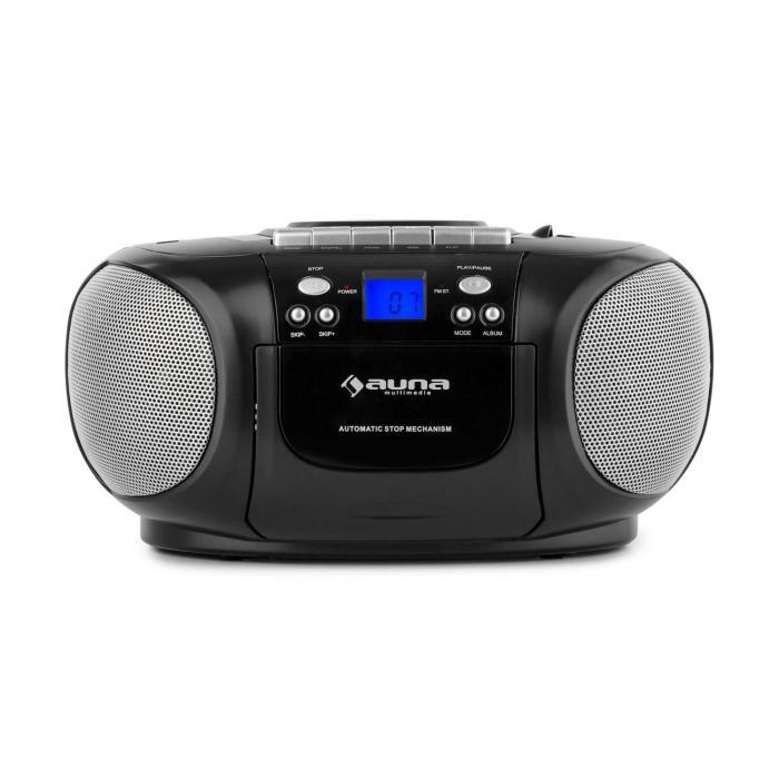Boom Boom Punjabi Song 2018 Mp3: BoomBoy Boom Box Ghettoblaster Radio Reproductor CD/MP3