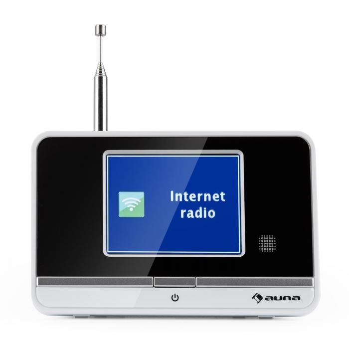 iadapt 320 web radio adattatore wlan dab dab ouc om display tft bianco. Black Bedroom Furniture Sets. Home Design Ideas