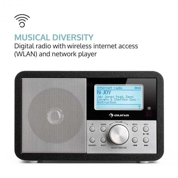 Интернет радиоприемник wifi 26