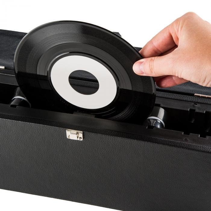 vinyl collector set rangement nettoyage machine laver. Black Bedroom Furniture Sets. Home Design Ideas