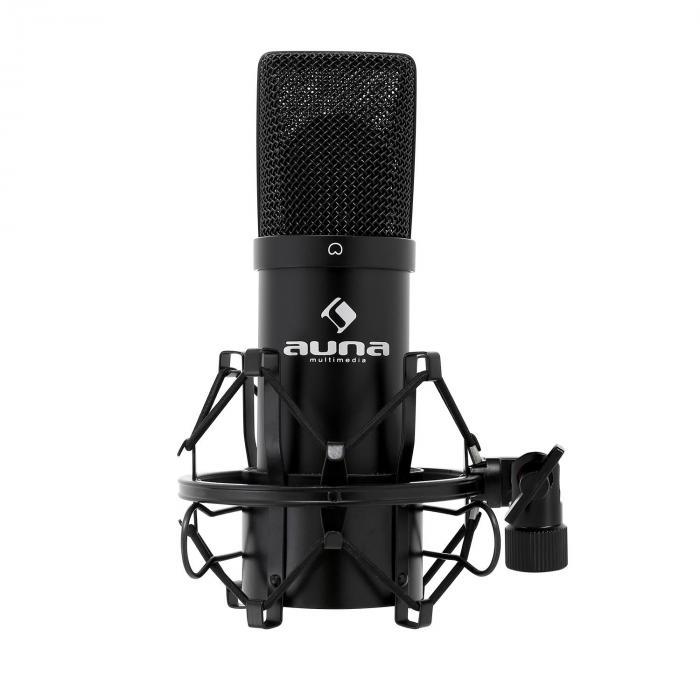 MIC-900B Set per Microfono USB V5 Condensatore Filtro Antipop Schermo  Braccio 9fa9022c6b52