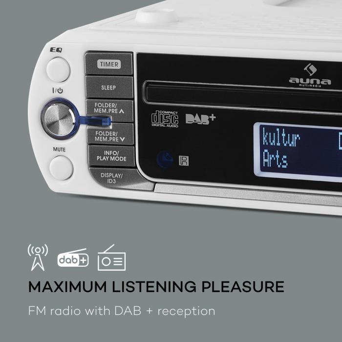 Best Dab Radio For Kitchen
