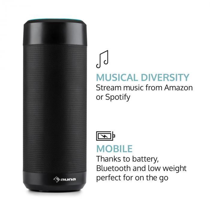 Intelligence Tube Speaker