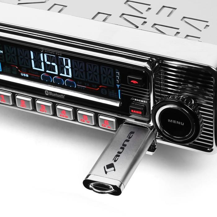 RMD-Sender-Two Car Radio