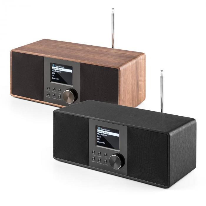 connect 120 internetradio bluetooth wlan dab dab ukw rds. Black Bedroom Furniture Sets. Home Design Ideas