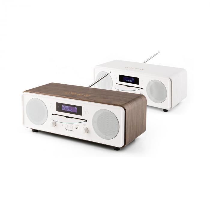 melodia radio lecteur cd tuner dab fm bluetooth aux. Black Bedroom Furniture Sets. Home Design Ideas