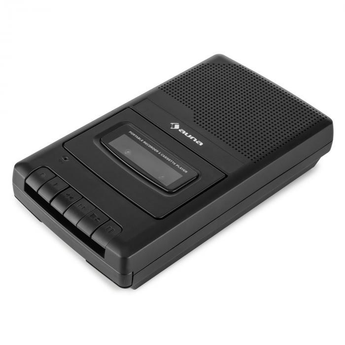 rq 132 lecteur cassette portable dictaphone enregistreur. Black Bedroom Furniture Sets. Home Design Ideas