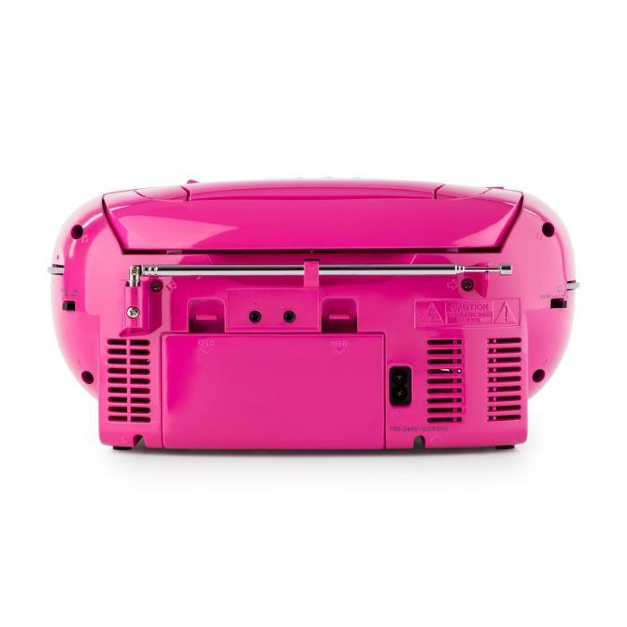 beegirl boom box ghettoblaster radio cd mp3 player. Black Bedroom Furniture Sets. Home Design Ideas